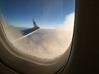 10レグ AY826(JL6816) フランクフルト-ヘルシンキ エコノミークラス | 搭乗記録 | マイル修行:JAL・JGCの旅2016