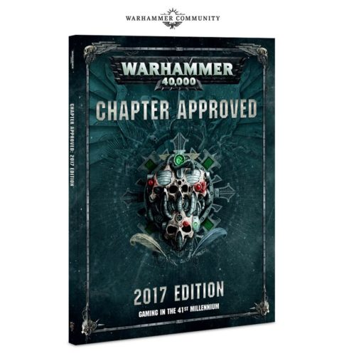Chapter Approved Pre-Orders Coming Next Week!