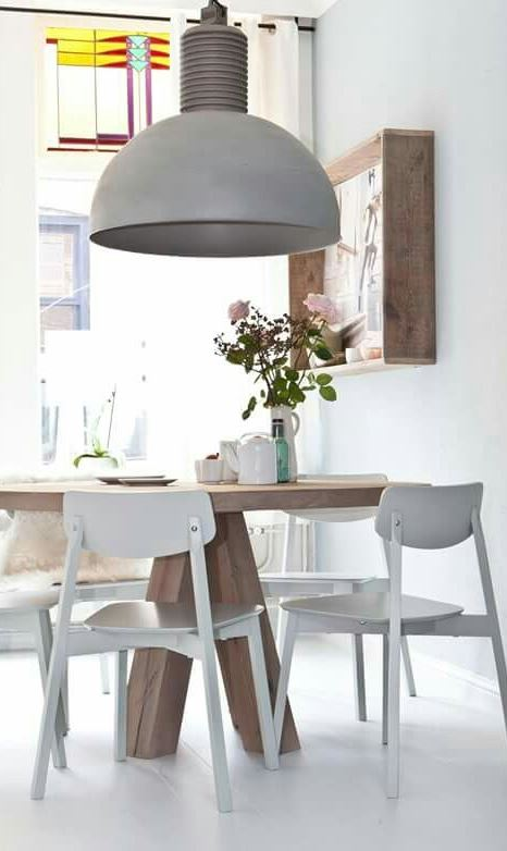 scandinavian kitchen design idea