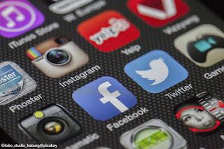 Persi fra app e social networks