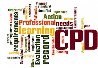What is Continuous professional development (CPD)?