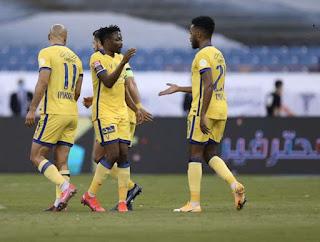 موعد مباراة النصر وسباهان اصفهان ضمن دوري أبطال آسيا
