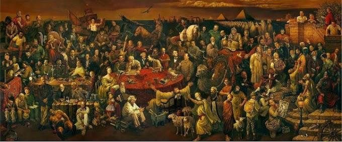 اكثر 5 شخصيات تأثيرا في التاريخ