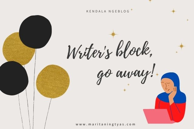 tips mengusir writer's block