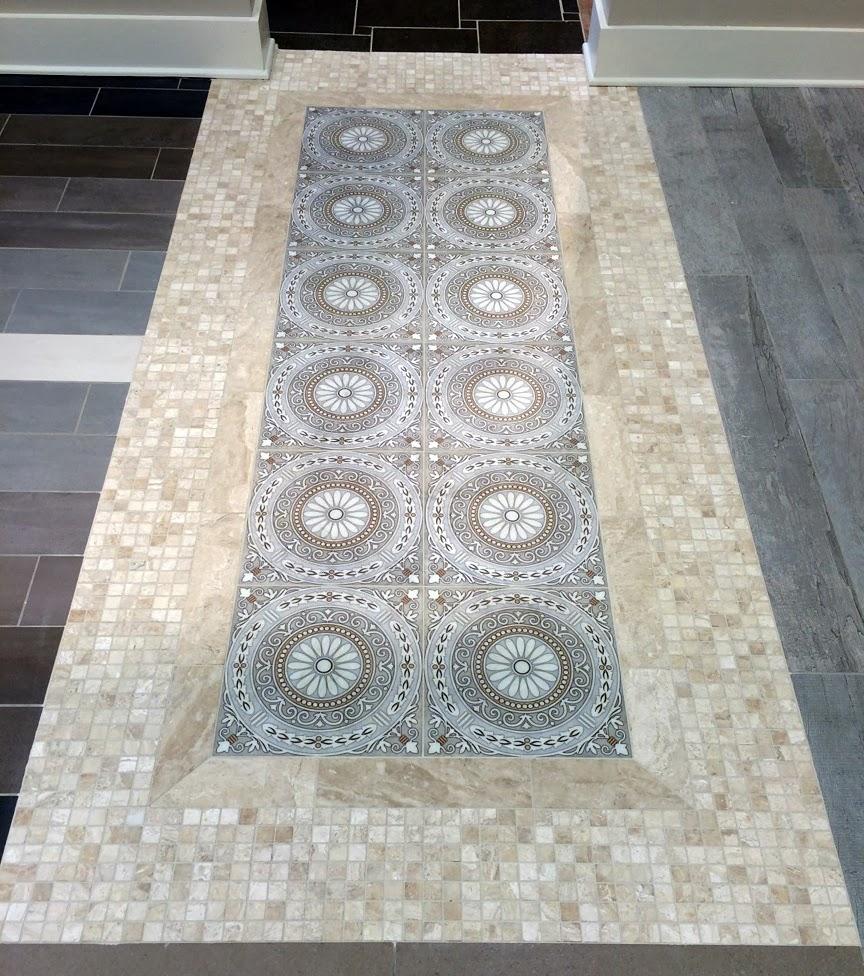 Nicolo Pattern showroom installation