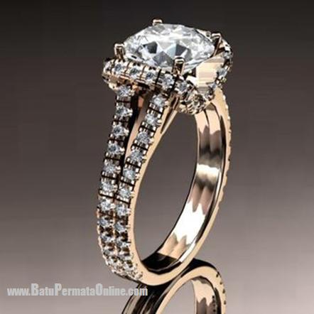 Cincin Berlian buat ulang tahun