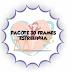PACOTE 30 FRAMES ESTRELINHAS EM PNG
