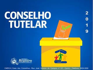 CMDCA divulga lista  de pré-candidatos inscritos a Conselheiros Tutelares