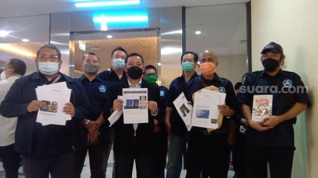 Diduga Fitnah Pemerintah, SBY dan AHY Dilaporkan ke Bareskrim Polri