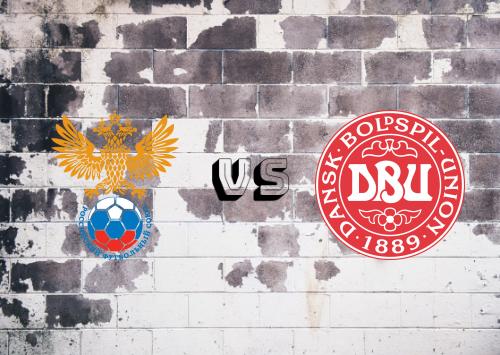 Rusia vs Dinamarca