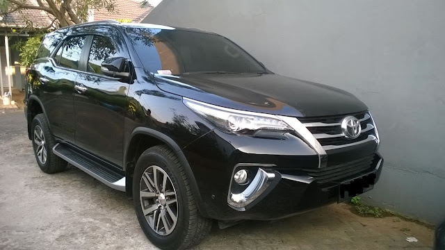 Toyota Fortuner Batam Car Rental
