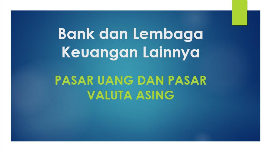 Perkembangan Indikator Stabilitas Nilai Rupiah (3 April ) - Bank Sentral Republik Indonesia