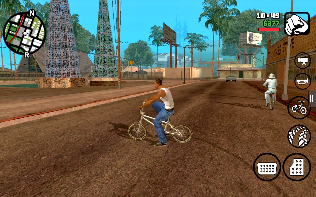 Image result for GTA San Andreas android