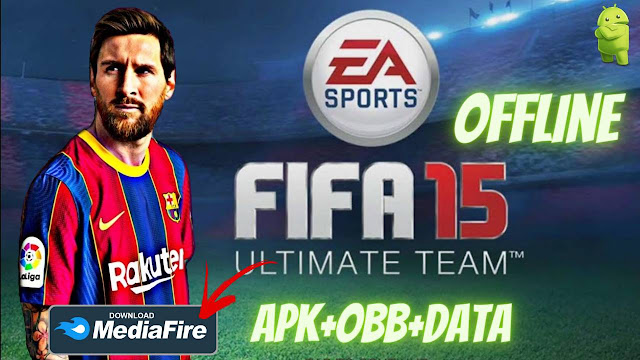 Download FIFA 15 APK Mod Offline for Android