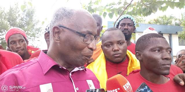 Bah Oury déplore l'attitude des autorités de ne pas avoir un itinéraire en concertation avec le FNDC