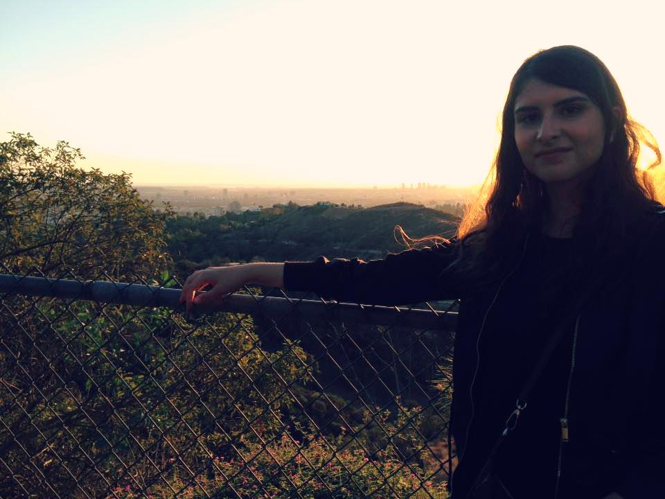 Sur les hauteurs de Los Angeles