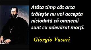 Citatul zilei: 30 iulie - Giorgio Vasari