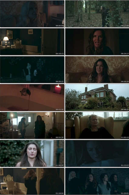 Download Witches of Amityville Academy (2020) Dual Audio {Hindi+English} 480p 720p HD || Moviesbaba