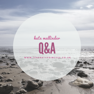 Q&A with Kate Mallinder