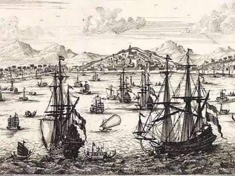 Daerah Lampung Pada Sisi Jalan Sutra Dari Awal Tarikh Masehi Sampai Abad Ke-16