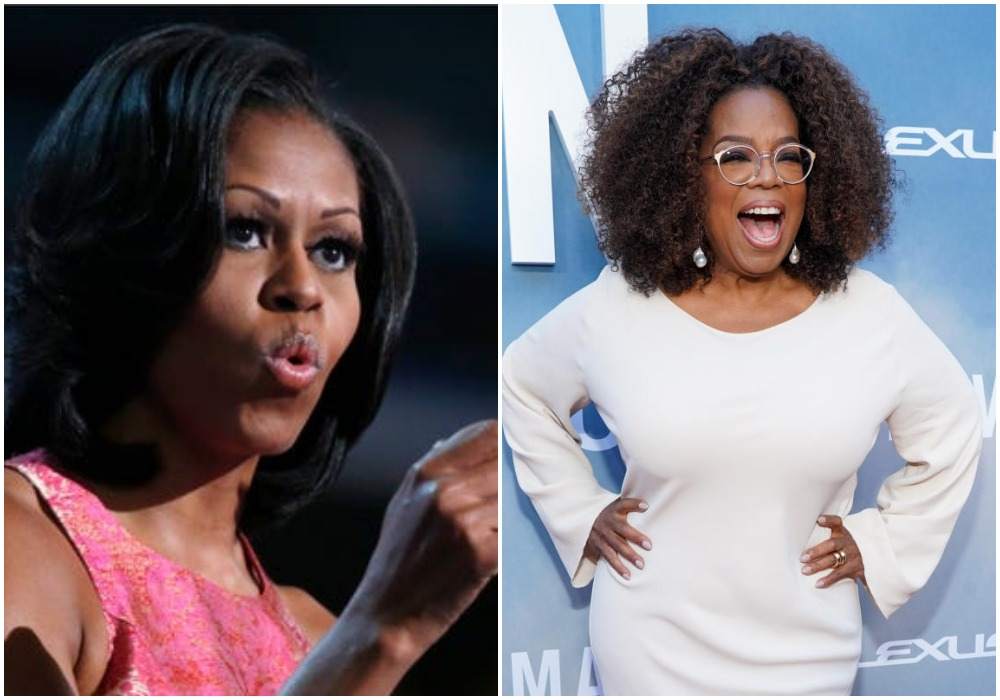 Who is the most powerful woman in America right now?