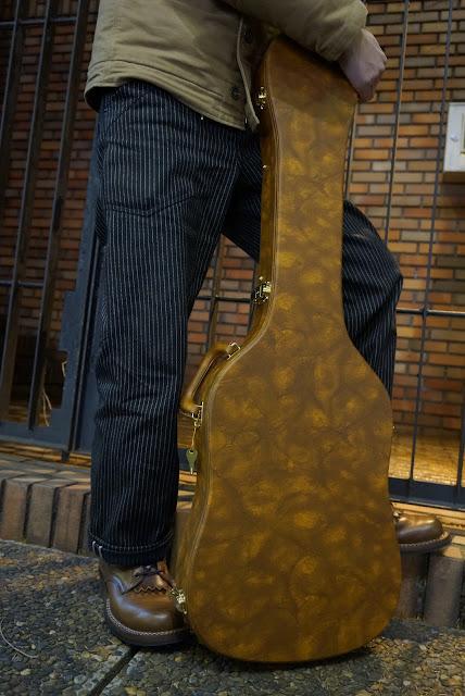 BrunoGuitars ブルーノギターズ Bruno ブルーノ ハードケース ギターケース ケース 軽量 軽い 薄い コンパクト ボア ギグバッグ 革 木型 国内 日本製 テレ テレキャス テレキャスター シンライン Fender フェンダー Gibson ギブソン