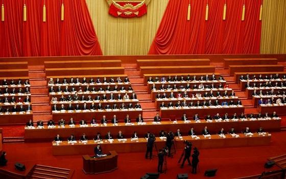 China Jaga Campur Tangan Pasukan Eksternal di Hong Kong
