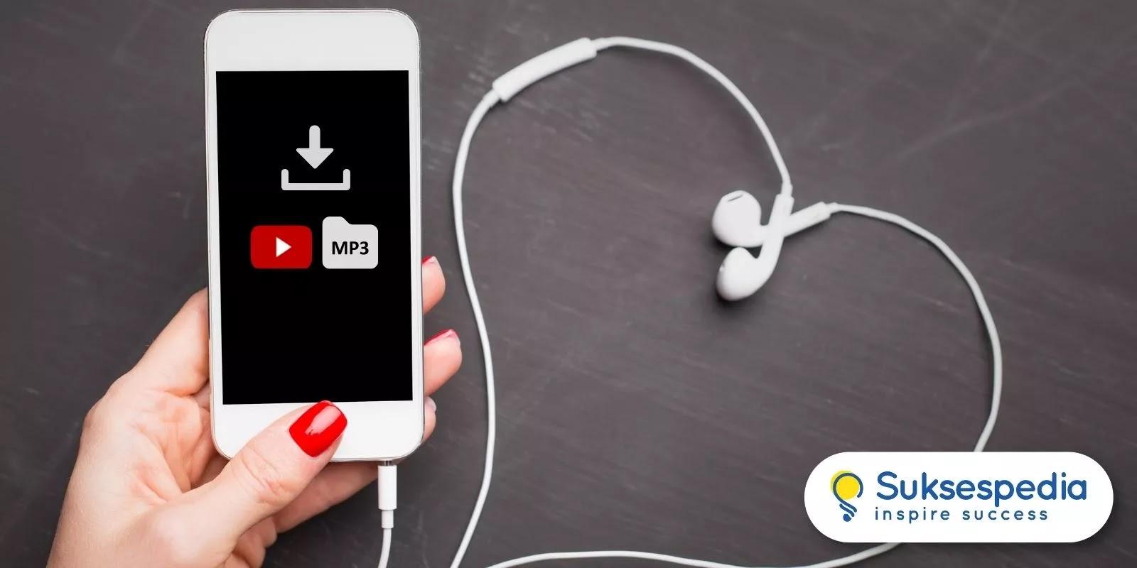 Ini Dia 2 Cara Mendownload Lagu dari YouTube Music yang Paling Mudah