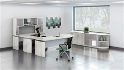 Modern White Office Furniture