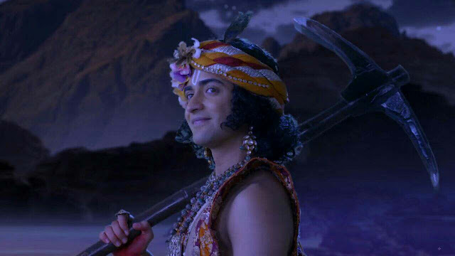 Radha Krishna Serial : 3 Jan in English