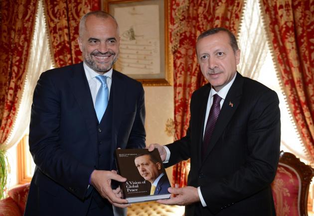 Ο Ερντογάν, ο Ράμα και το Μνημόνιο