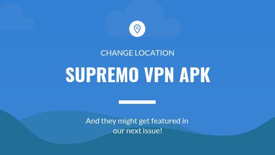 Supremo VPN apk
