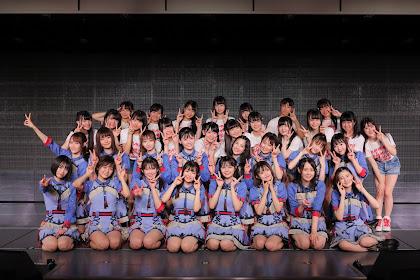NGT48 'Yume wo Shinaseru Wake ni Ikanai' 190818 NGT1 LIVE 1800