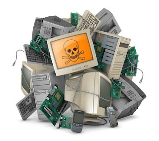 essay on e waste Electronic waste or e-waste describes discarded electrical or electronic devices used electronics which are destined for reuse, resale, salvage, recycling, or.