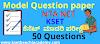 Free ugc net practice questions