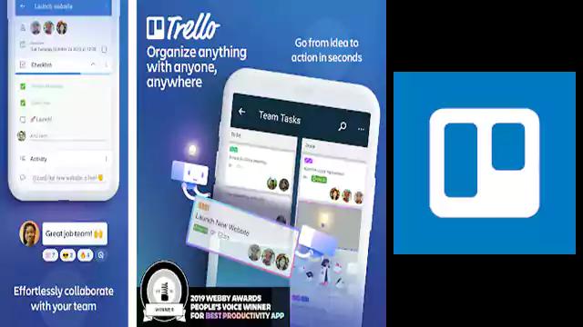 تحميل تطبيق اندرويد Trello لادارة الاعمال والمشاريع