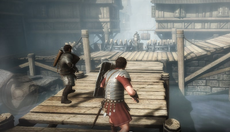تحميل لعبة الاكشن والاثارة Evhacon 2 HD للاندرويد كاملة