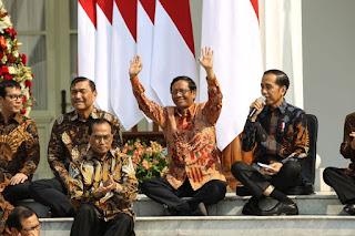 Politisi Demokrat Mimpikan Jokowi dan Para Menteri Terkena Covid-19