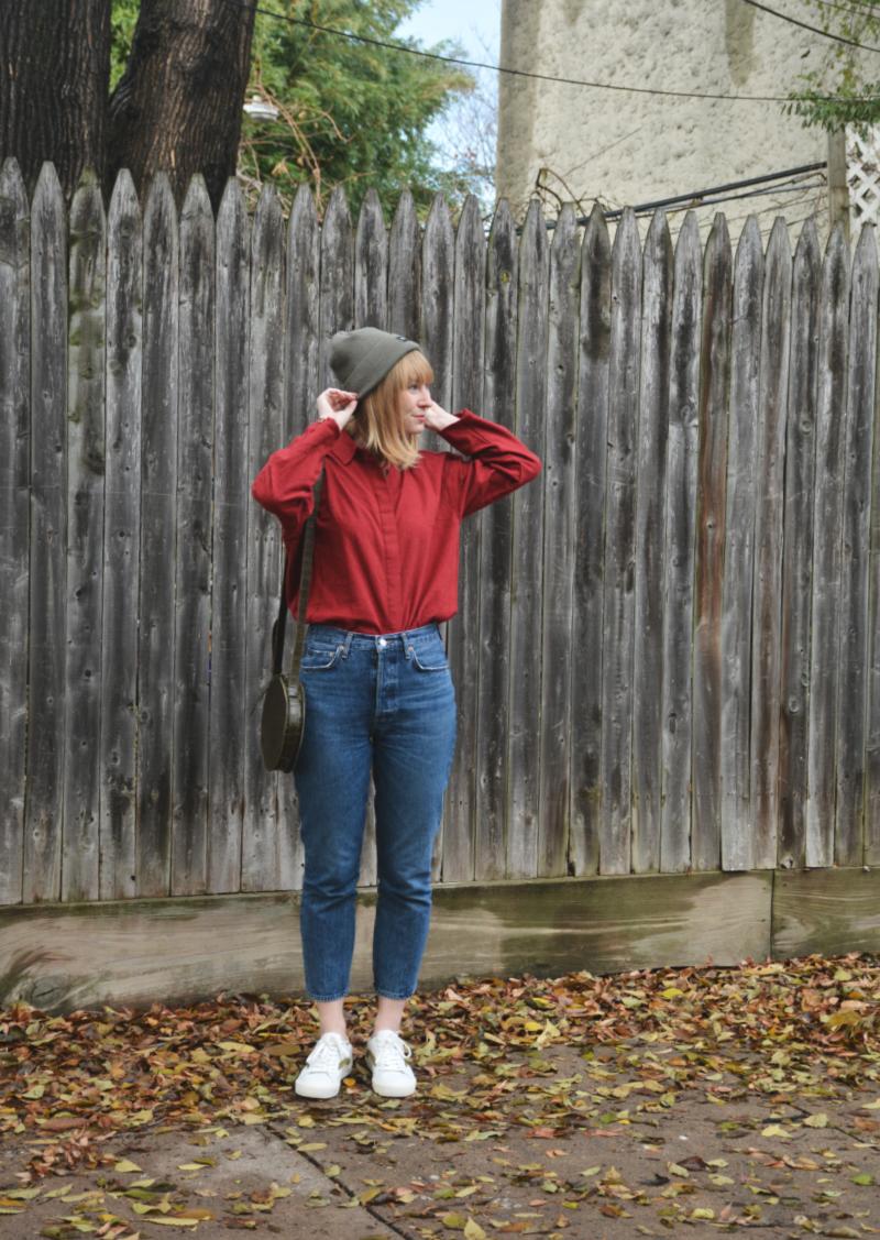 Weekend Wear | Organized Mess
