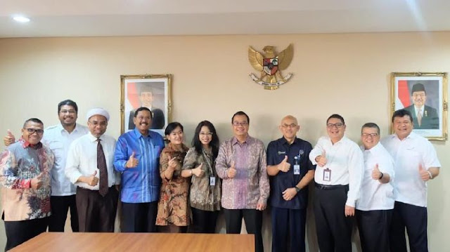 Setelah Jadi Tenaga Ahli Utama Kantor Staf Presiden, Ali Mochtar Ngabalin Jadi Komisaris Angkasa Pura I