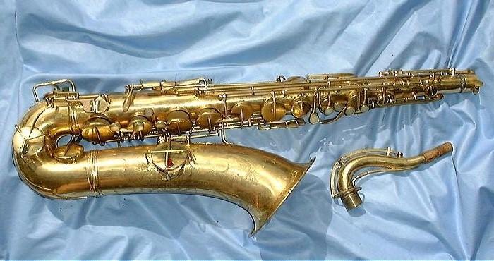 The Saxophone Corner: Vintage American Saxophones: Conn New