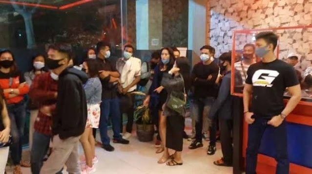 Tempat Hiburan Malam Abai Protokol Kesehatan, Ini Kata Kapolresta Yan Budi