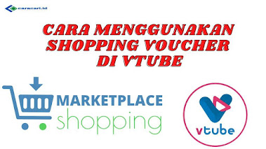 Cara Menggunakan Shopping Voucher di vTube