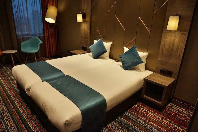 Best western hotel room amsterdam