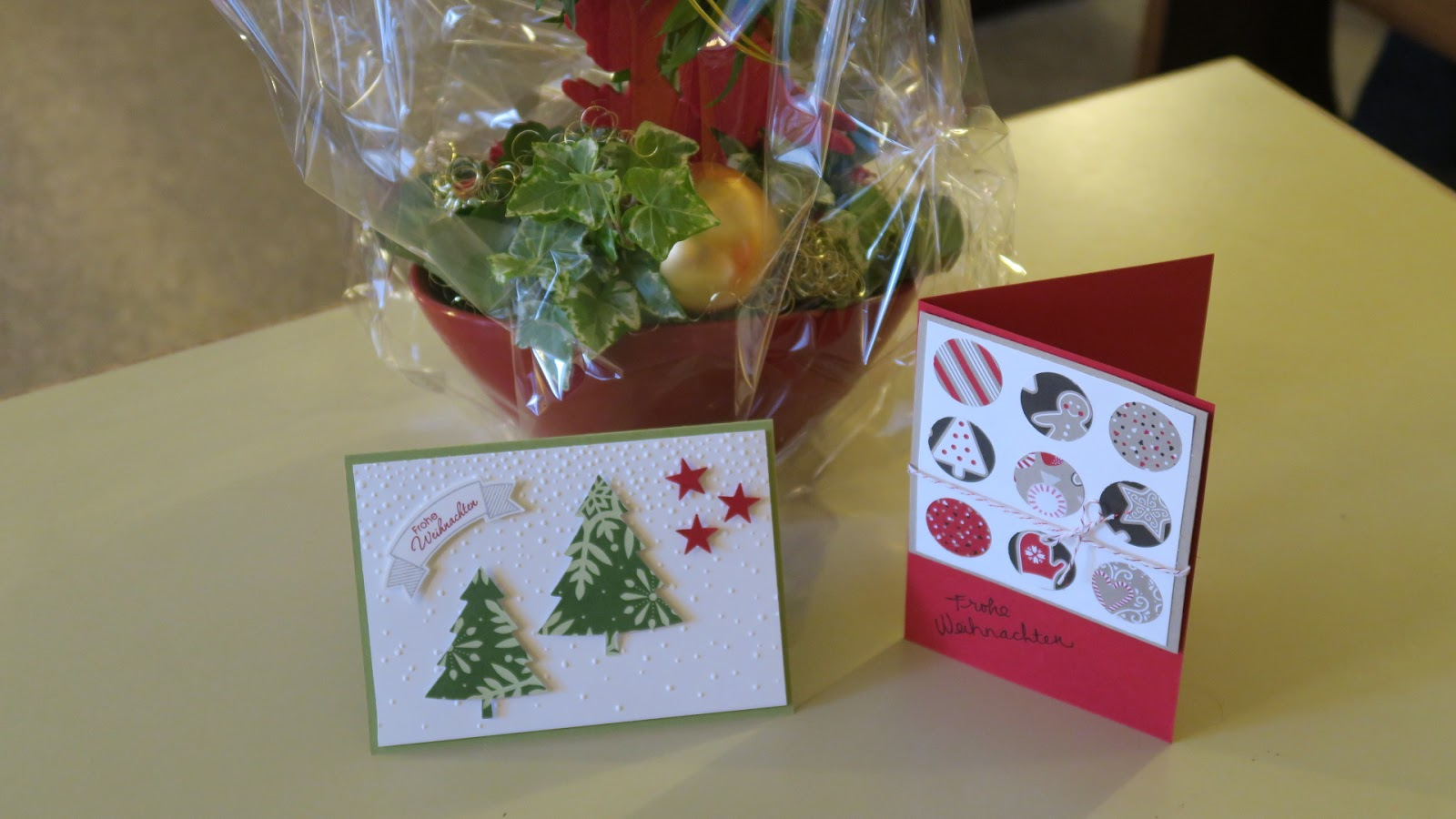 Bunt kreativ weihnachtsbasteln mit senioren - Weihnachtsbasteln mit senioren ...