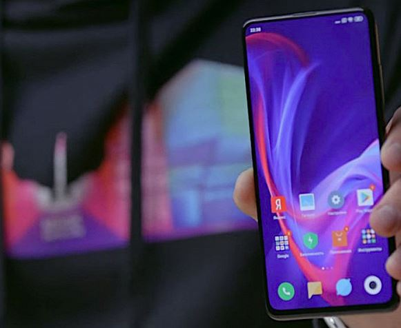 Xiaomi Mi 10 will copy the design feature of the Samsung Galaxy S10