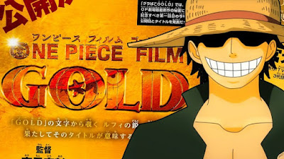Film One Piece Gold 2016