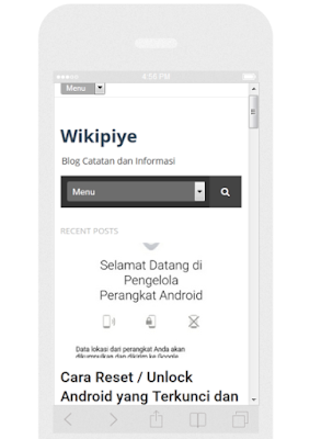 wikipiye.blogspot.com responsive for android