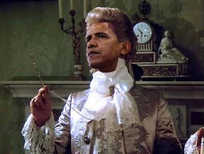 Typo Barrack Obama jadi Baraque Obama