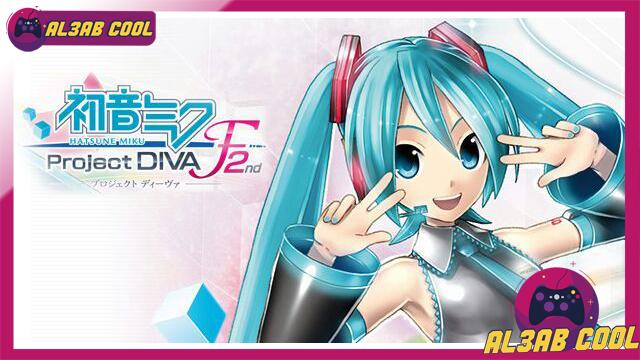 تحميل لعبة Hatsune Miku Diva 2nd لأجهزة psp لمحاكي ppsspp من الميديا فاير